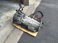 Automatic Gearbox Transmission ZF 5HP-24 for a BMW X5 4.6is V8 E53 Plate