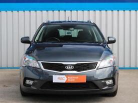Kia Ceed 1.6 Crdi 2 Ecodynamics 2012 (12) • from £35.53 pw