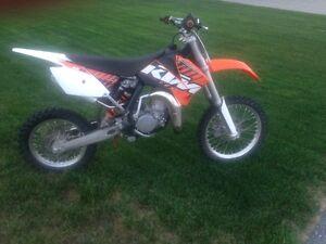 KTM 85 cc Motocross