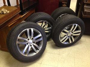 Cayenne Porsche All Season Tires and Rims London Ontario image 7