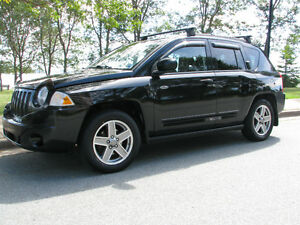 2008 Jeep Compass North SUV, Crossover