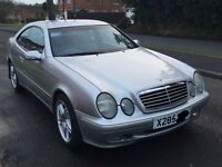 Mercedes Benz CLK320 coupe - quick sale