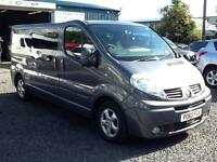 Renault TRAFIC LL29 SP DCI 115 bhp semi-automatic 9 seater