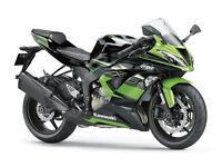 Kawasaki Ninja 636 KRT Edition MY2016 + FREE Performance Upgrade