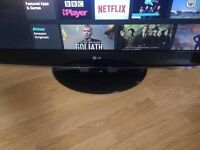 "37"" LG FLAT Screen HD TV - excellent condition"