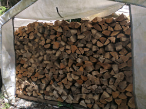 Selling cheap firewood