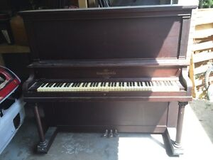 Heintzman & Co Upright Grand Piano