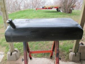 RAT ROD GAS TANK