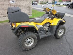 2010 VTT PIECES CAN AM OUTLANDER 500CC LE MOTEUR