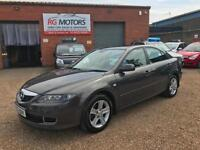 2007 Mazda Mazda6 2.0 TS2 Grey 5dr Hatch, **ANY PX WELCOME**