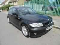 2006 BMW 118 1 SERIES 2.0TD SPORT MANUAL DIESEL