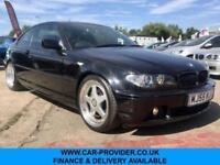 2005 BMW 320CD ES 2.0 2DR LOW MILES LONG MOT COUPE 148 BHP DIESEL