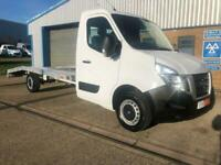 NISSAN NV400 BEAVERTAIL RECOVERY TRUCK 2019/69 DIESEL MOVANO VEHICLE TRANSPORTER