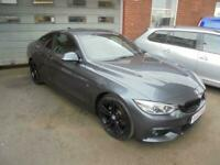 2013 BMW 4 Series 420d M Sport 2dr COUPE Diesel Manual