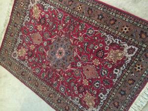 Persian Fine Tabriz Handmade Rug (Iran)