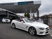 Mercedes-Benz SL400 3.0 ( 333ps ) ( s/s ) Roadster Auto 2016MY AMG Sport