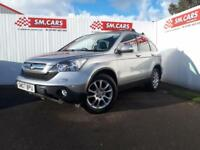 2007 07 HONDA CR-V 2.2i CTDi EX.GREAT LOOKING CAR,MASSIVE SPEC.2 OWNERS FROM NEW