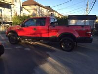 FORD F150 2005 FX4 KING CAB