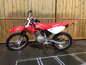Honda CRF100 1 owner - like new hardly used