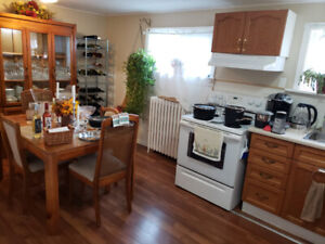 Freshly painted 2 bedroom apartment available in Thorold