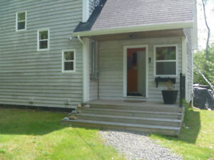 2.5 acre waterfront property 1 hour to HRM, 30 min to BWater