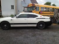 2007 police charger