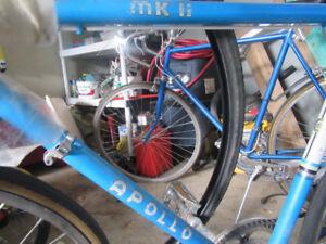 Apollo MKII Road Bike - Project