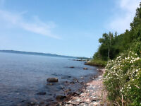 One Acre overlooking Lake Superior Red Rock
