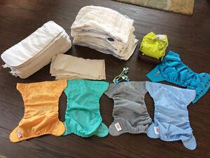 Cloth Diaper Lot