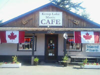 Open Mic Kitchen Party at the Kemp Lake Music Cafe