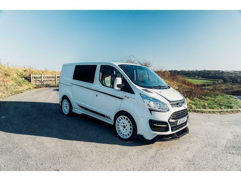 ace10e1185bc64 Ford Transit Custom 2.0 m-sport limited edition Panel Van