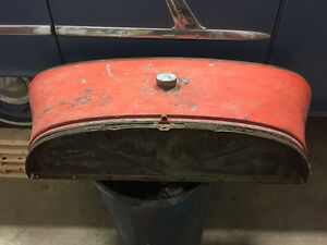 Ford Model A gas tank