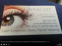 Wink Ext...Lash Extentions