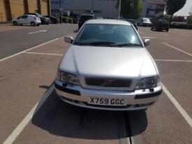 Volvo S40 1.9 2001 XS. PERFECT! DOCTOR OWNER FROM NEW. BRILL
