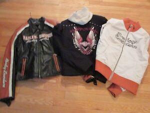 Manteau Harley Davidson  comme neuf