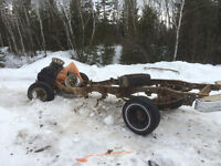1977 Chev halfton  project $600