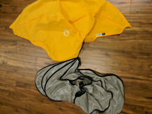 Bugaboo bee canopy and bug cover