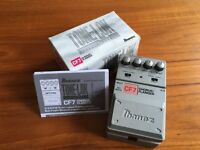 Guitar pedal for sale - Ibanez Tone-Lok CF7 Chorus/Flanger