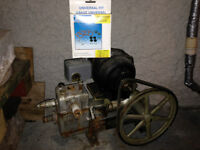 For Sale: Duro Piston Pump for a well, $200/OBO