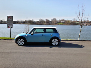 **Mini Cooper Supercharged Six Speed**