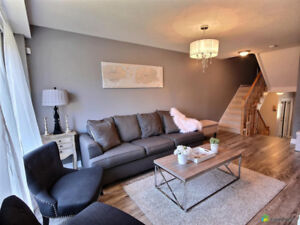 3+1 Bedroom Town Home For Rent