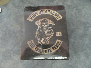 Sons Of Anarchy Complete Series!