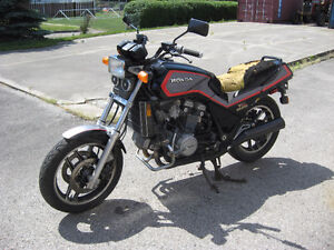 1985 honda v-65 sabre 1100 parts bike