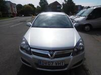 NO VAT! Vauxhall Astra van 1.7CDTi 16v Sportive full service history (2)