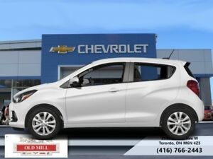 2017 Chevrolet Spark Accident Free, Fuel Economy, Bonus** Winter