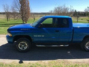 1999 Dodge Power Ram 1500 sport Pickup Truck