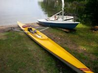 Paluski 21 ft Rower For Sale