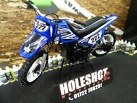 Yamaha PW 50 Motocross Bike