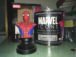 Marvel Icons Spider-Man mini bust