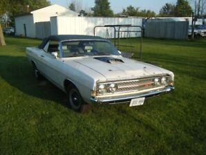 1969 ford torino GT convertible  428scj